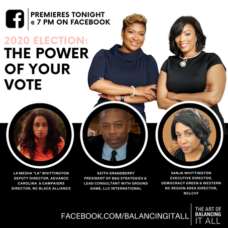 Ep 19: 2020 Election: The Power of Your Vote