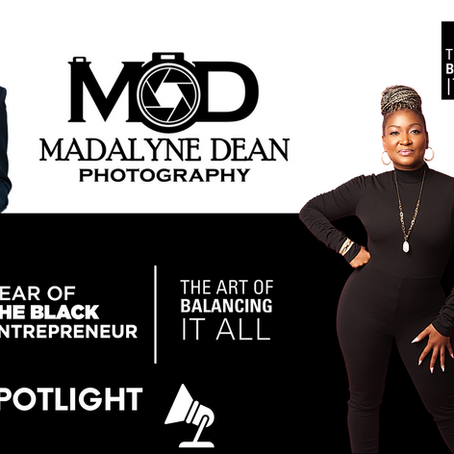 Ep 28: YBE Entrepreneur Spotlight: Amy Cook, Photographer & Owner of Madalyne Dean Photography