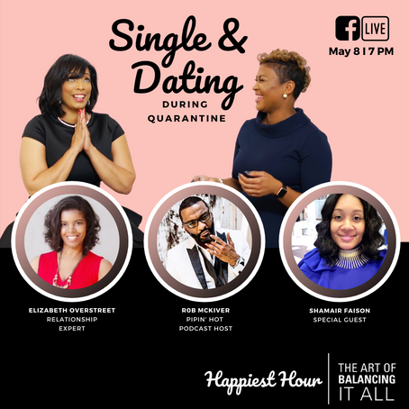 Ep 13: Single & Dating During Quarantine