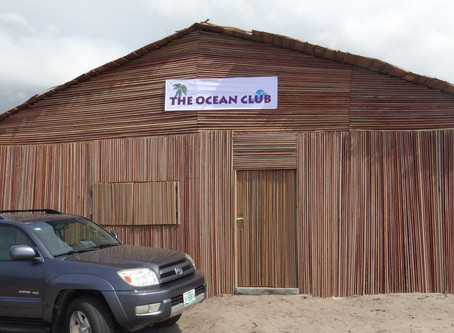 THE OCEAN CLUB: SALVADOR SANGO'S NEW PERFORMANCE HOME BY THE OCEAN