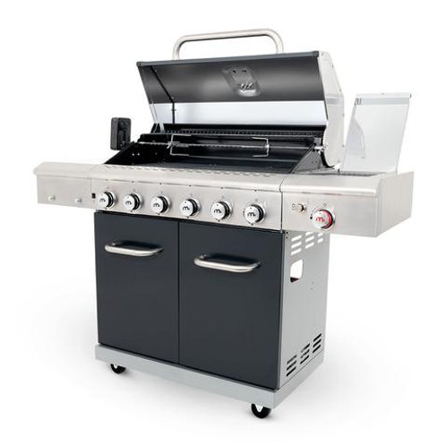 Apex Series 6 Burner Patio Gas Braai