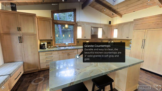 Adding feature tags to 3D tours provides more detailed information about your property.