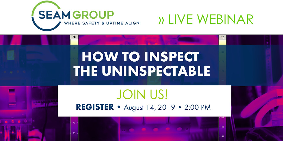 How to Inspect the Uninspectable |  2pm EDT
