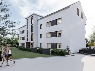 Neubau MFH - Schlesierweg