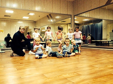 танцы для детей в красноярске
