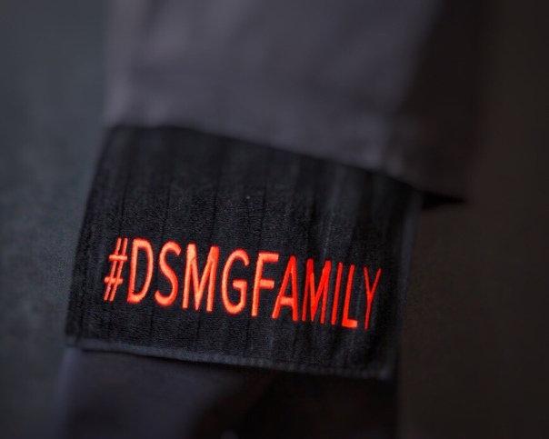 Полотенце #DSMGFAMILY