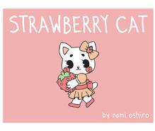 Strawberry Cat. Made in 2019. An SPX exclusive.