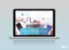 Free Macbook Pro Website Mockup PSD For