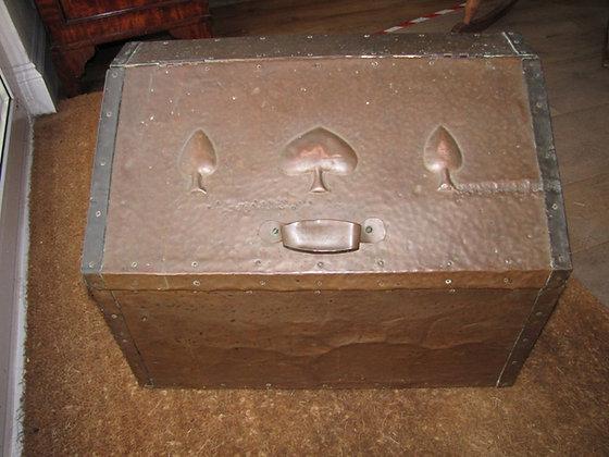 Liberty Arts & Crafts Coal or log Box c.1903