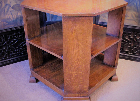 Heals Type Oak Book Coffee Table