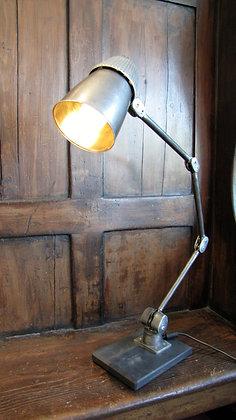 Industrial Articulating Factory Work Lamp