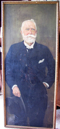 PORTRAIT OF AN EDWARDIAN GENTLEMAN