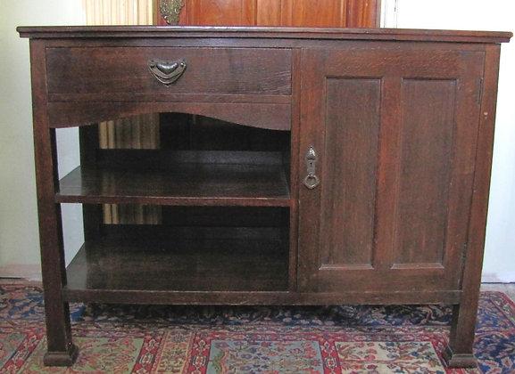 Liberty & Co small oak buffet table