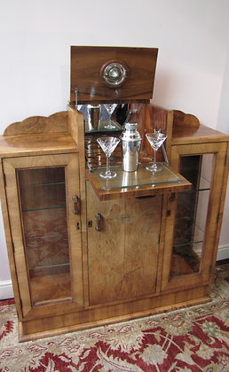Art Deco Cocktail Cabinet