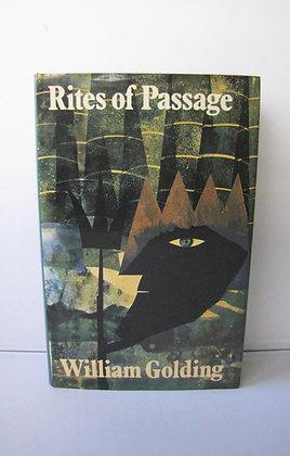 William Golding. Rites of Passage
