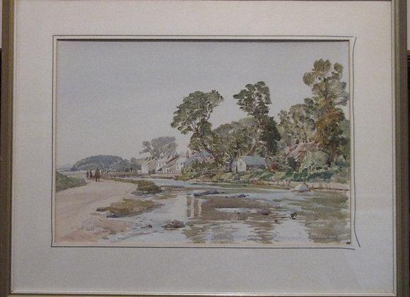 Samuel John Lamorna Birch Watercolour