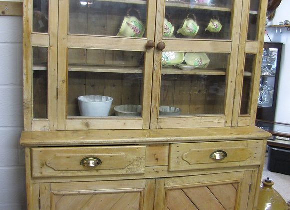 Antique Pine Glazed Dresser