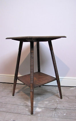 Arts and Crafts William Birch side table