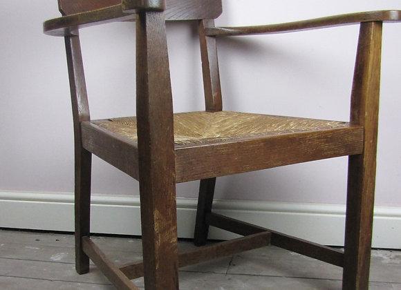 Liberty & Co Oak  Desk Chair