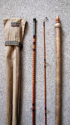 B James Kennet Perfection Split cane rod.