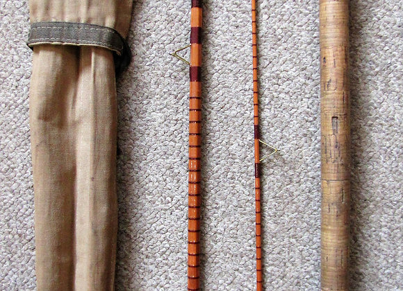 B James Kennet Perfection Split cane rod.