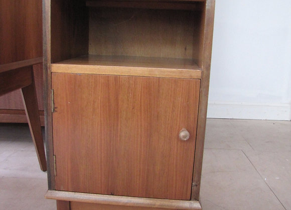 Alfred Cox Heals Mid Century Bedside Cabinet