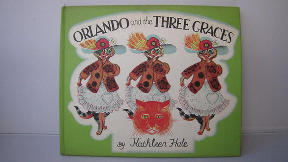 Kathleen Hale. Orlando and the Three Graces.