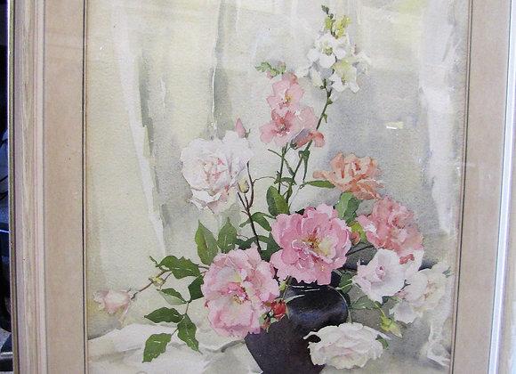 PHYLLIS I. HIBBERT Watercolour.