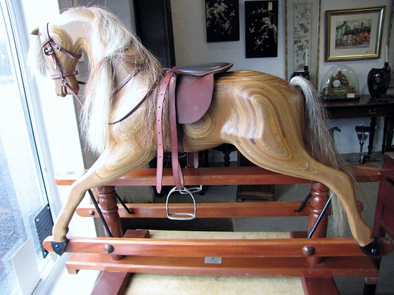 Haddon Rocking horse