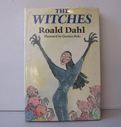 Roald Dahl. The Witches