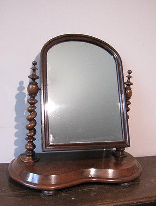Victorian Adjustable Dressing Table Mirror