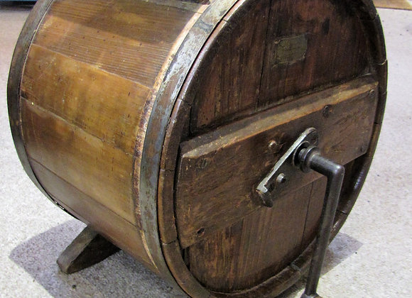 Victorian Barrel Butter Churn