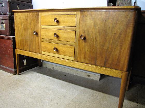 A 1950s Walnut Sideboard by Gordon Russell