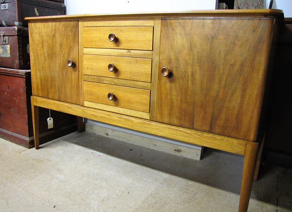 A 1950s Walnut Sideboard by Gordon Russell