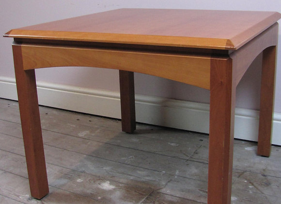 Heals Vintage Square Coffee Table