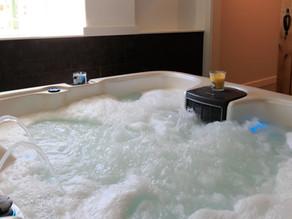 Hot Tub in Pagosa Springs