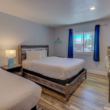 Premium Queen Room at RiverWalk Inn in Pagosa Springs