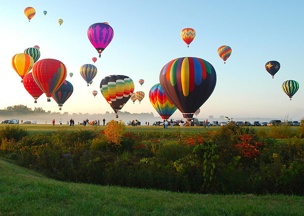 Things to do in Pagosa Springs in Summer - Hot Air Balloons