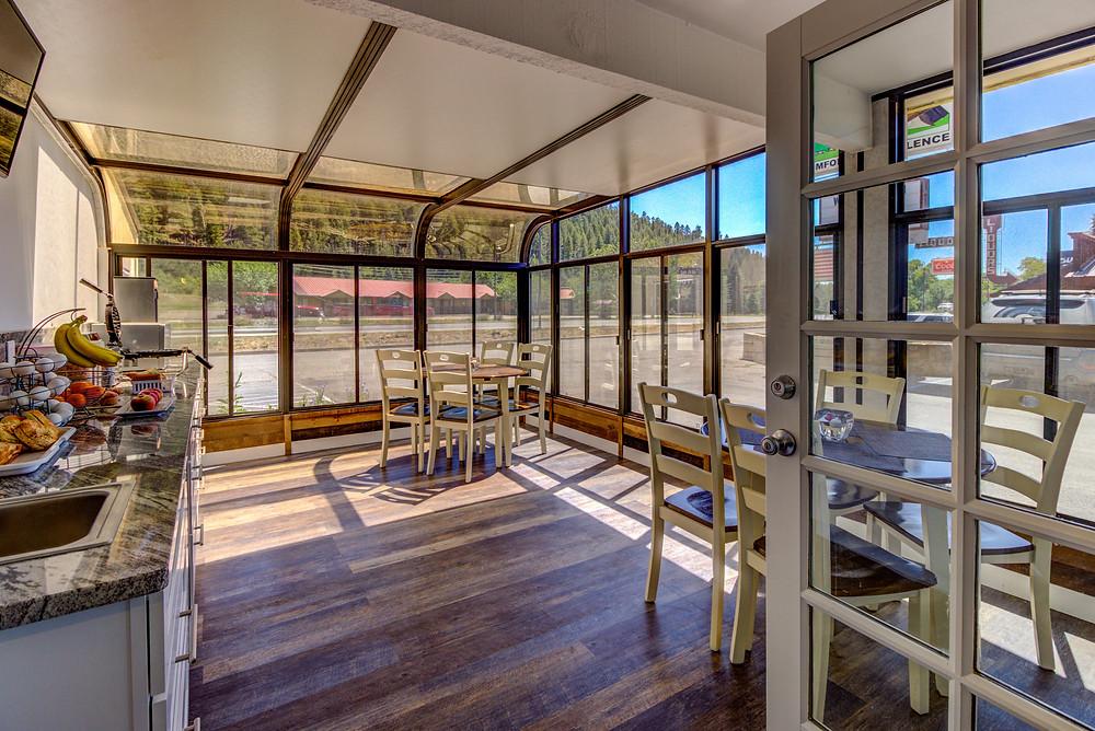 Best Continental Breakfast in Pagosa Springs at RiverWalk Inn