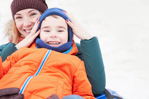 Things to do in Pagosa Springs in Winter - Sledding