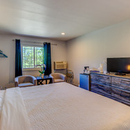 King Room at RiverWalk Inn in Pagosa Springs