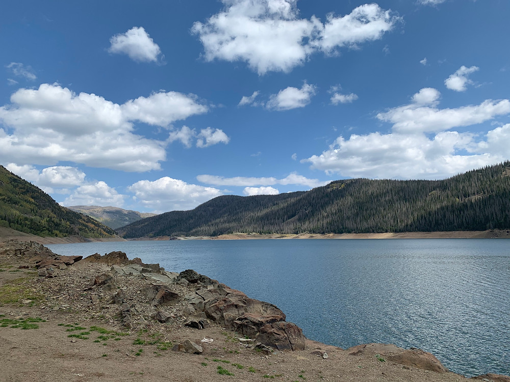 Platoro Reservoir