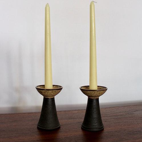 Vintage Danish Candle Stick Holders