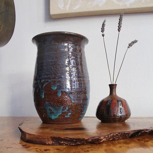 Primitive Drippy Glaze Pottery