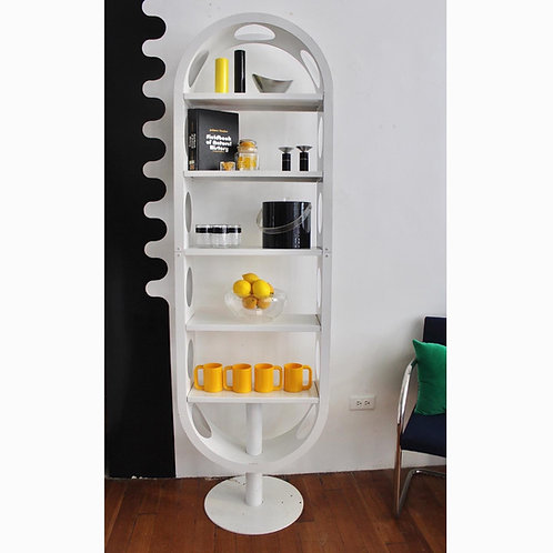 Spaceage Metal Bookcase