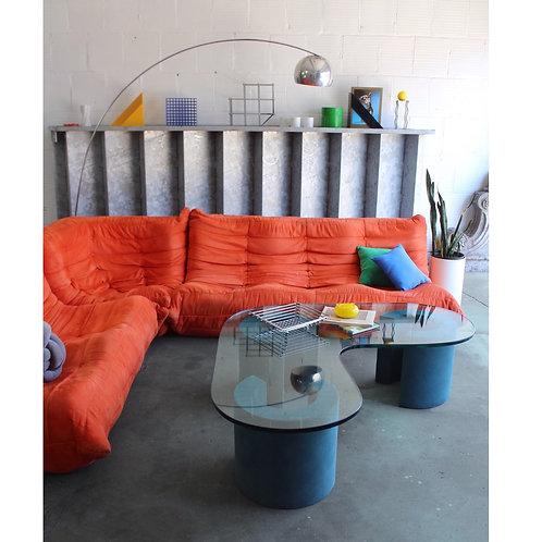 Orange TOGO sofa