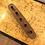 Thumbnail: MCM Walnut Candle Holder