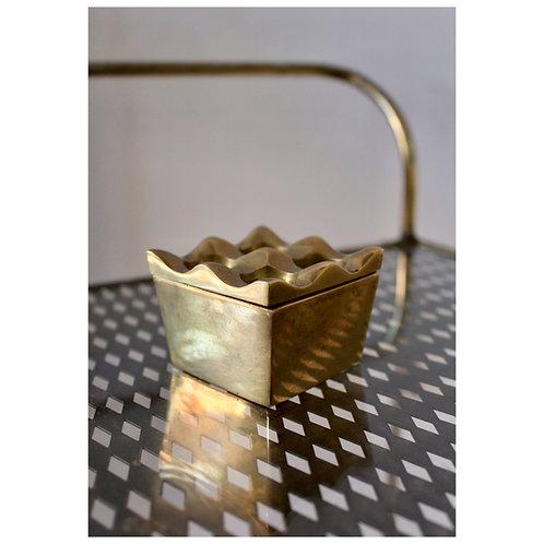 Brass Trinket box / Ashtray