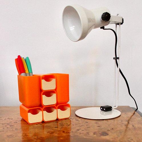White Tensor Desk Lamp