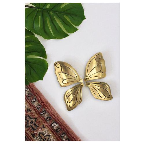 Brass butterfly catch all / ashtray